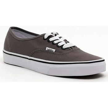 Vans Homme Authentic Pewter_black