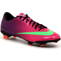 Chaussures Homme Football Nike MERCURIAL VELOCE FG Multicolore