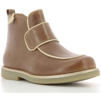 Chaussures Fille Boots Aster Eva CAMEL