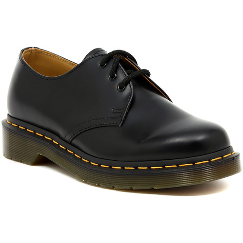 Chaussures Derbies Dr Martens 146159 BLACK SMOOTH Multicolore