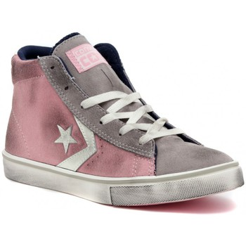 Chaussures Fille Baskets montantes Converse PRO LEATHER VULC     69,1