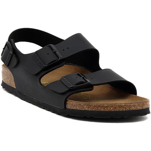 Chaussures Sandales et Nu-pieds Birkenstock MILANO SCHWARZ Multicolore