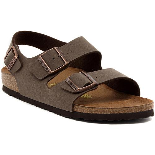 Chaussures Sandales et Nu-pieds Birkenstock MILANO MOCCA Marrone
