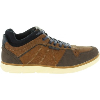 Chaussures Homme Baskets basses MTNG 84138 Marrón