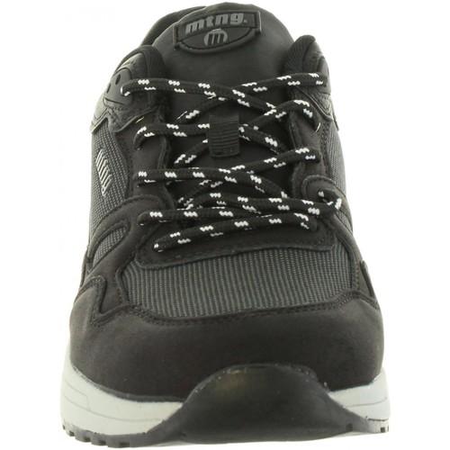 84178 Negro Baskets Mtng Homme Basses KJu3TFc1l
