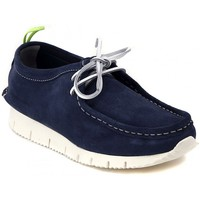 Chaussures Homme Chaussures bateau Kammi DOCKSTEPS INDEPENDENT LOW INDIGO Multicolore