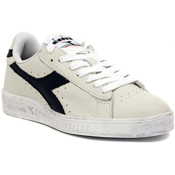 Chaussures Baskets basses Diadora GAME LOW  WAXED BLU     99,0