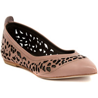 Chaussures Femme Ballerines / babies Lilimill CALIPSO NUDE Multicolore
