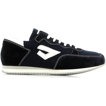 Chaussures Homme Baskets basses Fratelli Battaglia 1004/18 Chaussures lacets Man Navy