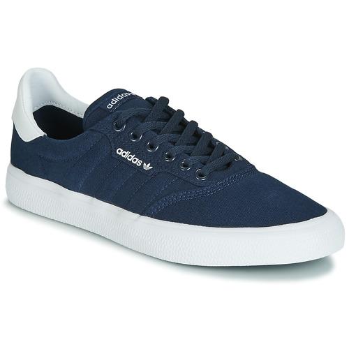 Chaussures Baskets basses adidas Originals 3MC Bleu / Navy