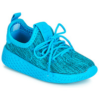 Chaussures Enfant Baskets basses adidas Originals PW TENNIS HU I Bleu