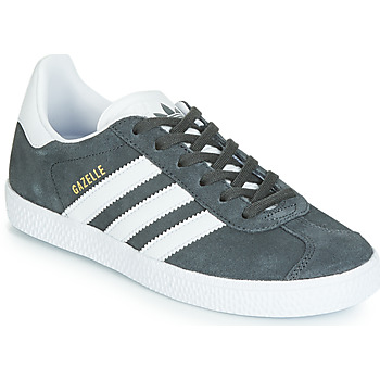 Chaussures Enfant Baskets basses adidas Originals GAZELLE C Gris