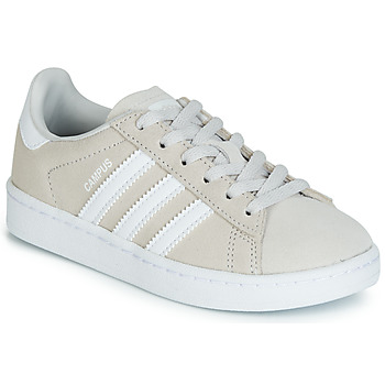 Chaussures Enfant Baskets basses adidas Originals CAMPUS C Gris