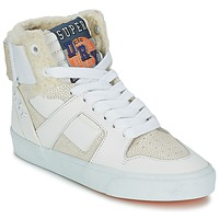 Chaussures Femme Baskets montantes Superdry MARIAH HIGH TOP Blanc