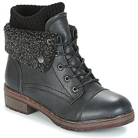 Chaussures Femme Boots Coolway BRING Noir