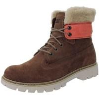Chaussures Femme Bottes de neige Caterpillar Lookout Fur W Rouge, Beige, Marron