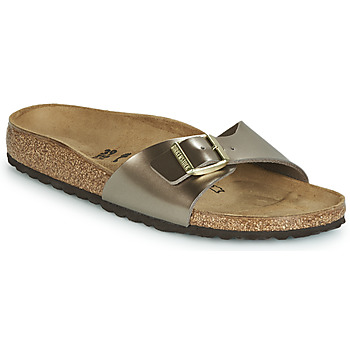 f5dab705faf Chaussures Femme Mules Birkenstock MADRID Bronze