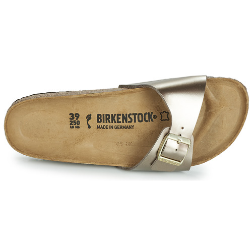 Bronze Femme Birkenstock Mules Madrid Birkenstock Madrid Mules 0wk8PXnO
