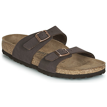 Chaussures Femme Mules Birkenstock SYDNEY Marron