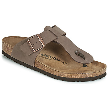 Chaussures Homme Tongs Birkenstock MEDINA Marron