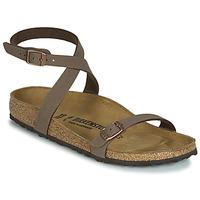 Chaussures Femme Sandales et Nu-pieds Birkenstock DALOA Marron