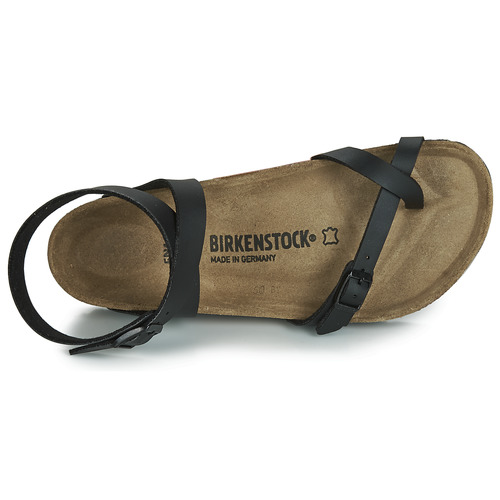 Birkenstock Yara Femme pieds Sandales Et Noir Nu LpzMqSGUV