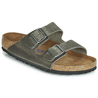 Chaussures Homme Mules Birkenstock ARIZONA SFB Gris