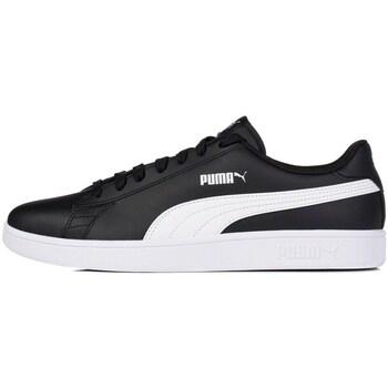 Chaussures Homme Baskets basses Puma Smash V2 L Noir