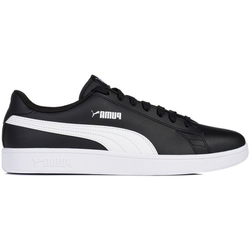 Puma Smash V2 L Blanc, Noir - Chaussures Baskets basses Homme 95,00 €
