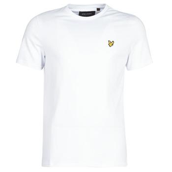Vêtements Homme T-shirts manches courtes Lyle & Scott FAFARLIBE Blanc