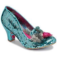 Chaussures Femme Escarpins Irregular Choice CARIAD Bleu