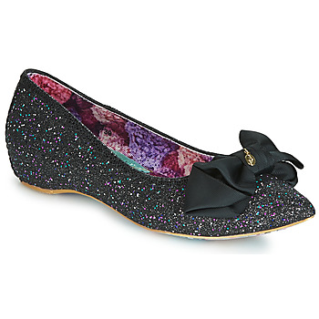 Chaussures Femme Ballerines / babies Irregular Choice MINT SLICE Noir