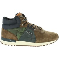 Chaussures Homme Baskets montantes Pepe jeans PMS30490 TINKER Azul