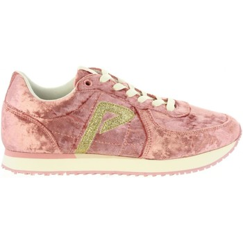 Chaussures Fille Baskets basses Pepe jeans PGS30361 SYDNEY Rosa