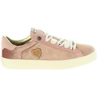 Chaussures Fille Baskets basses Pepe jeans PGS30375 PORTOBELLO Rosa