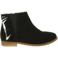 Chaussures Fille Bottes ville Pepe jeans PGS50127 NELLY Negro