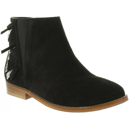 Pepe Nelly Chaussures Jeans Bottes Ville Pgs50127 Fille Negro vnN80mw