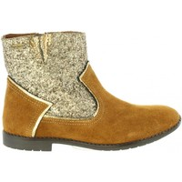 Chaussures Fille Bottes ville Pepe jeans PGS50122 ANNI Marr?n