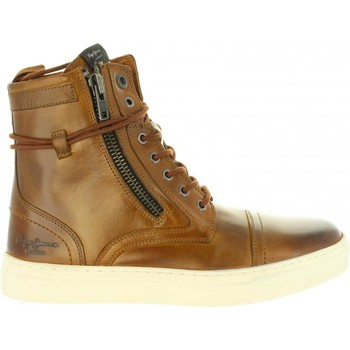 Chaussures Homme Bottes ville Pepe jeans PMS30469 MLT Marr?n
