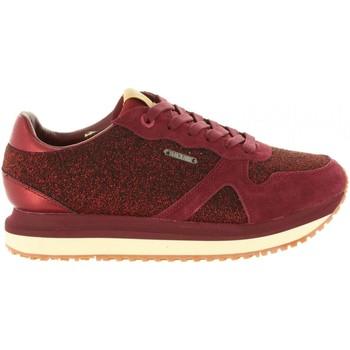 Chaussures Femme Baskets basses Pepe jeans PLS30788 ZION Rojo