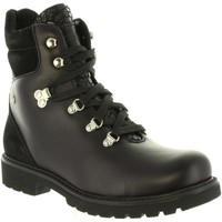 Chaussures Femme Boots Panama Jack BAREI B1 Negro