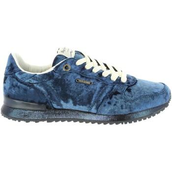 Chaussures Femme Baskets basses Pepe jeans PLS30726 GABLE Azul