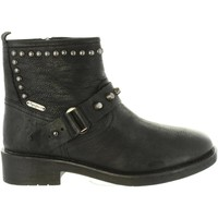 Chaussures Femme Bottes ville Pepe jeans PLS50348 MADDOX Negro