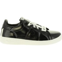 Chaussures Femme Baskets basses Pepe jeans PLS30735 BROMPTON Negro