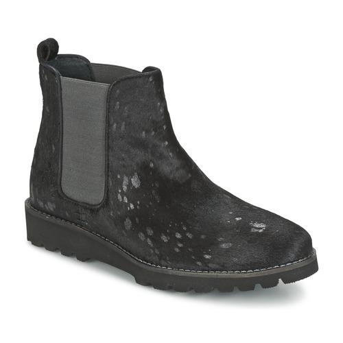 Boots Chaussures Femme Noir Maruti Passion LpjVGUzMqS