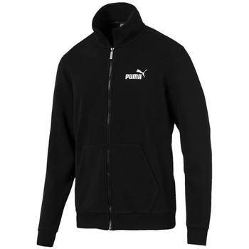 Vêtements Homme Sweats Puma Essentials Track Jacket TR Noir