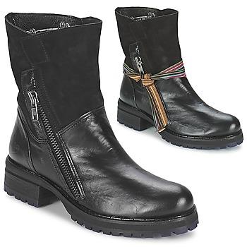 Bottines / Boots Felmini CLARA Noir 350x350