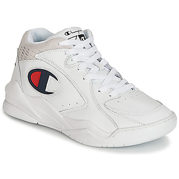 Chaussures Homme Baskets montantes Champion ZONE MID Blanc