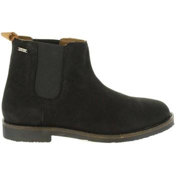 Chaussures Enfant Bottes ville Pepe jeans PBS50075 ROY Negro