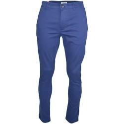 Vêtements Homme Pantalons de costume Tommy Jeans Pantalon chino  bleu marine slim pour homme Bleu